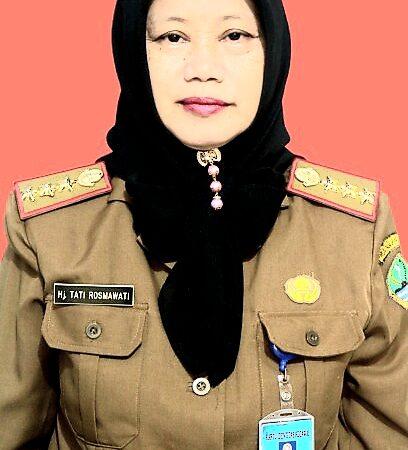 Dra. Hj. TATI ROSMAWATI, M.Pd